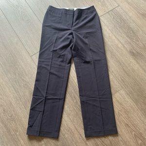 Liz Claiborne career pants slacks straight leg 10
